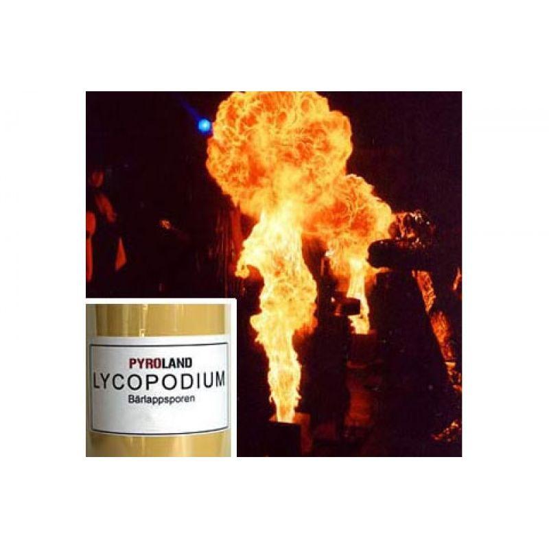 Lycopodium (leicht) 500g von Pyroland kaufen