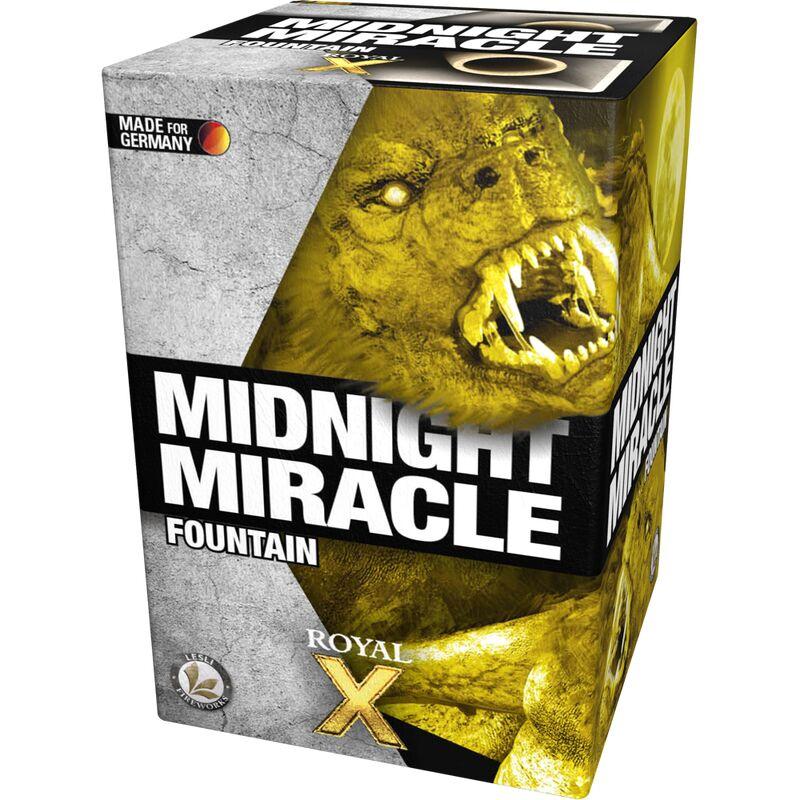 Midnight Miracle Fontänen-Batterie von Lesli kaufen