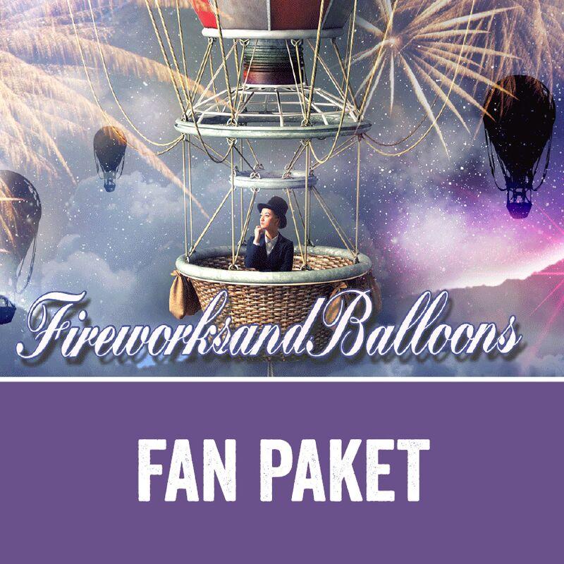 Fireworks and Balloons Batterie Paket von Pyroland kaufen