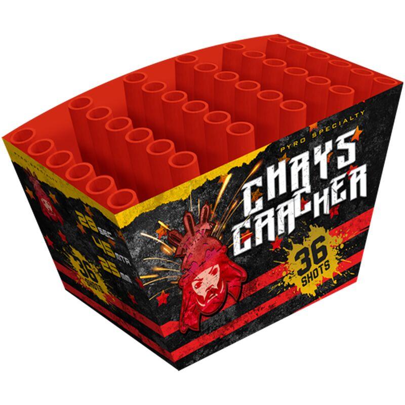 Chrys Cracker 36-Schuss-Feuerwerkbatterie von Geisha-Rubro kaufen