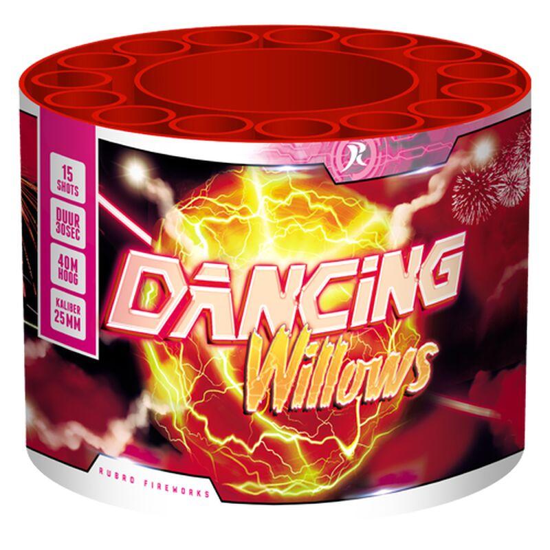 Dancing Willows 15-Schuss-Feuerwerkbatterie von Geisha-Rubro kaufen